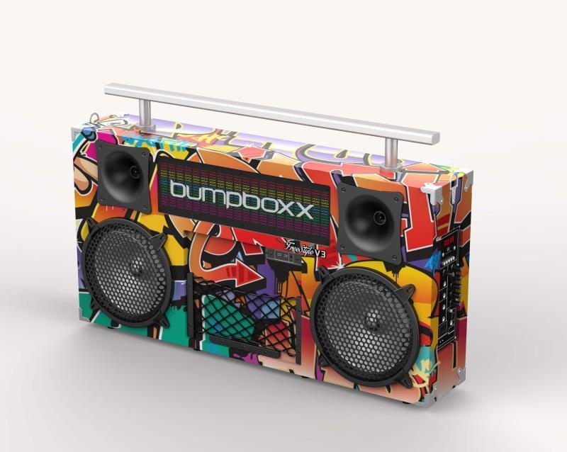 Bumbboxx Freestyle | Bumpboxx