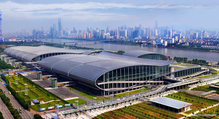 Canton Fair Exhibition Venue