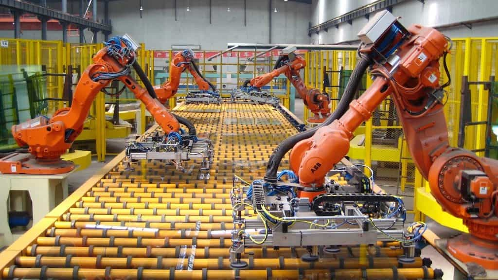 2019 advanced manufacturing techniques in china - robotics edge computing 3d printing