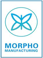 Morfpho Manufacturing logo
