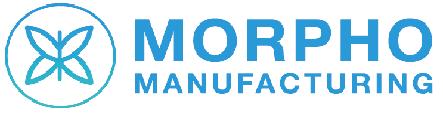 MorphoMfg Logo with Name