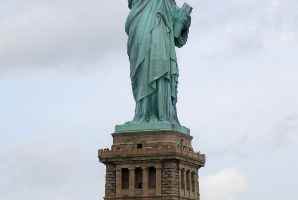 History of Crowdfunding - The Statue of Liberty was a Crowdfunded Project