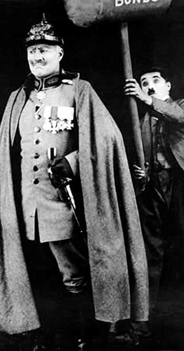 Charlie Chaplin - The Bond (1918) Poster